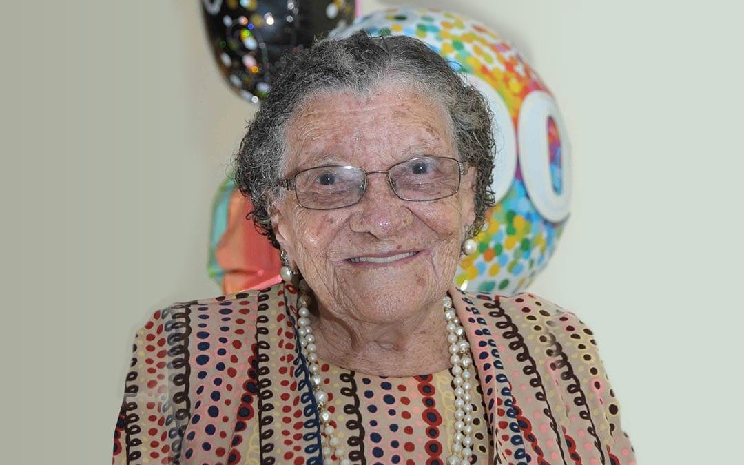 Isabella Rowena McCaskie