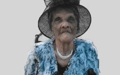 Edith Vanetta St. Clair Wilkinson