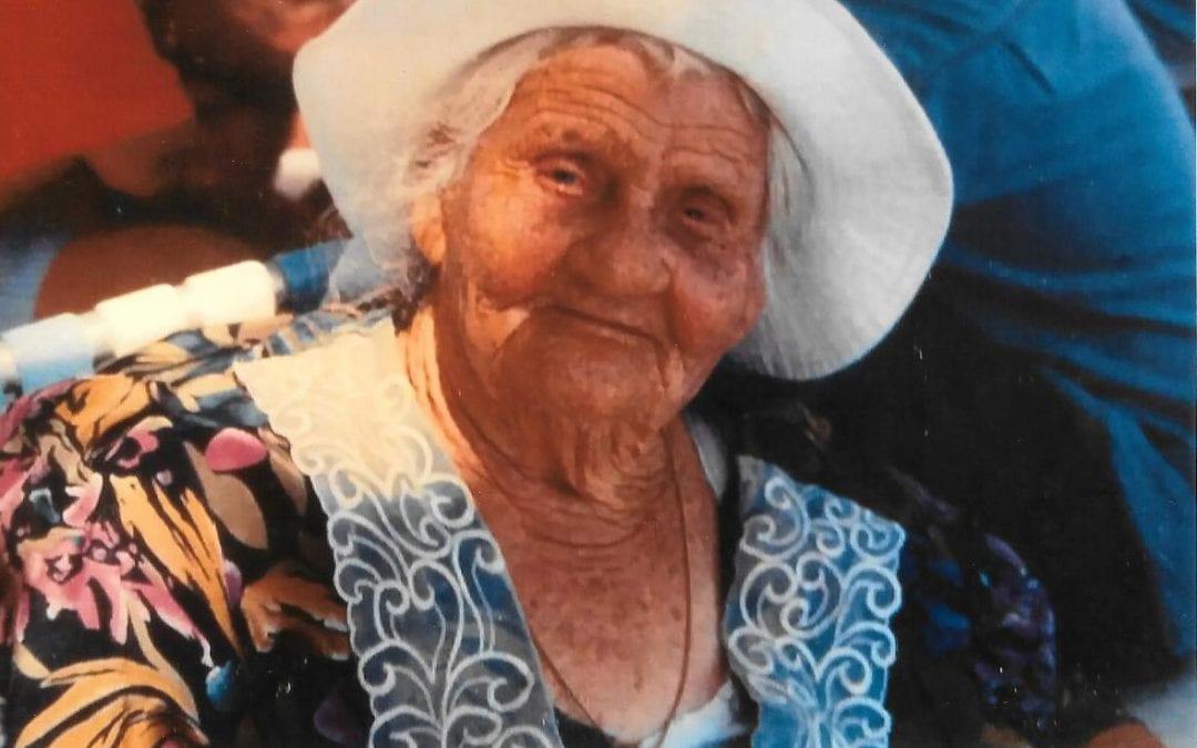 Edna 'Adina' Harris