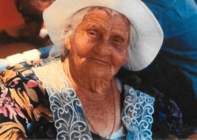 Edna Augusta 'Adina' Harris