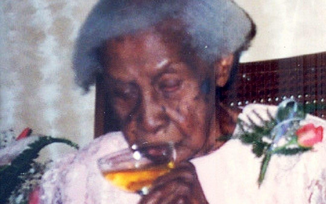 Leonora Scantlebury