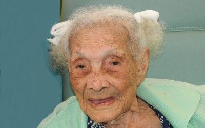 Olga Alma Lottina Burnett