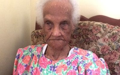 Press Release 2019-12-06 BARBADOS' OLDEST FEMALE IS DEAD