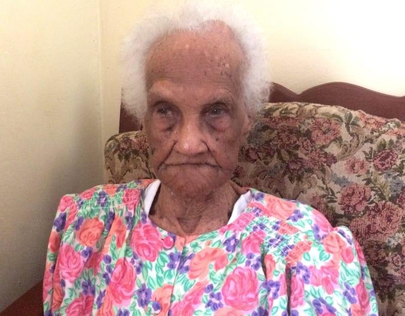 Press Release 2019-12-06 BARBADOS' OLDEST FEMALE IS DEAD